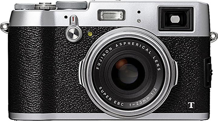 Fujifilm X100T shoots as good as it looks