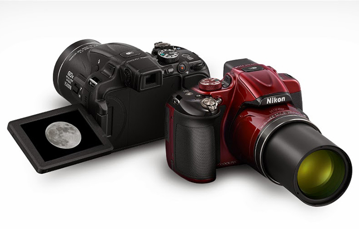 Nikon COOLPIX P600 with far reaching 60x zoom and WiFi