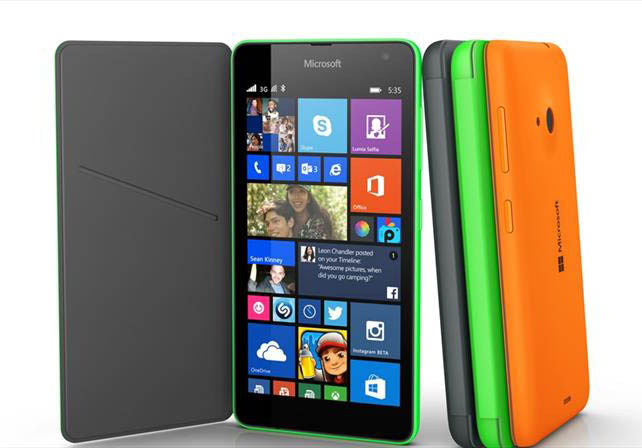 Microsoft Lumia 435 budget phone