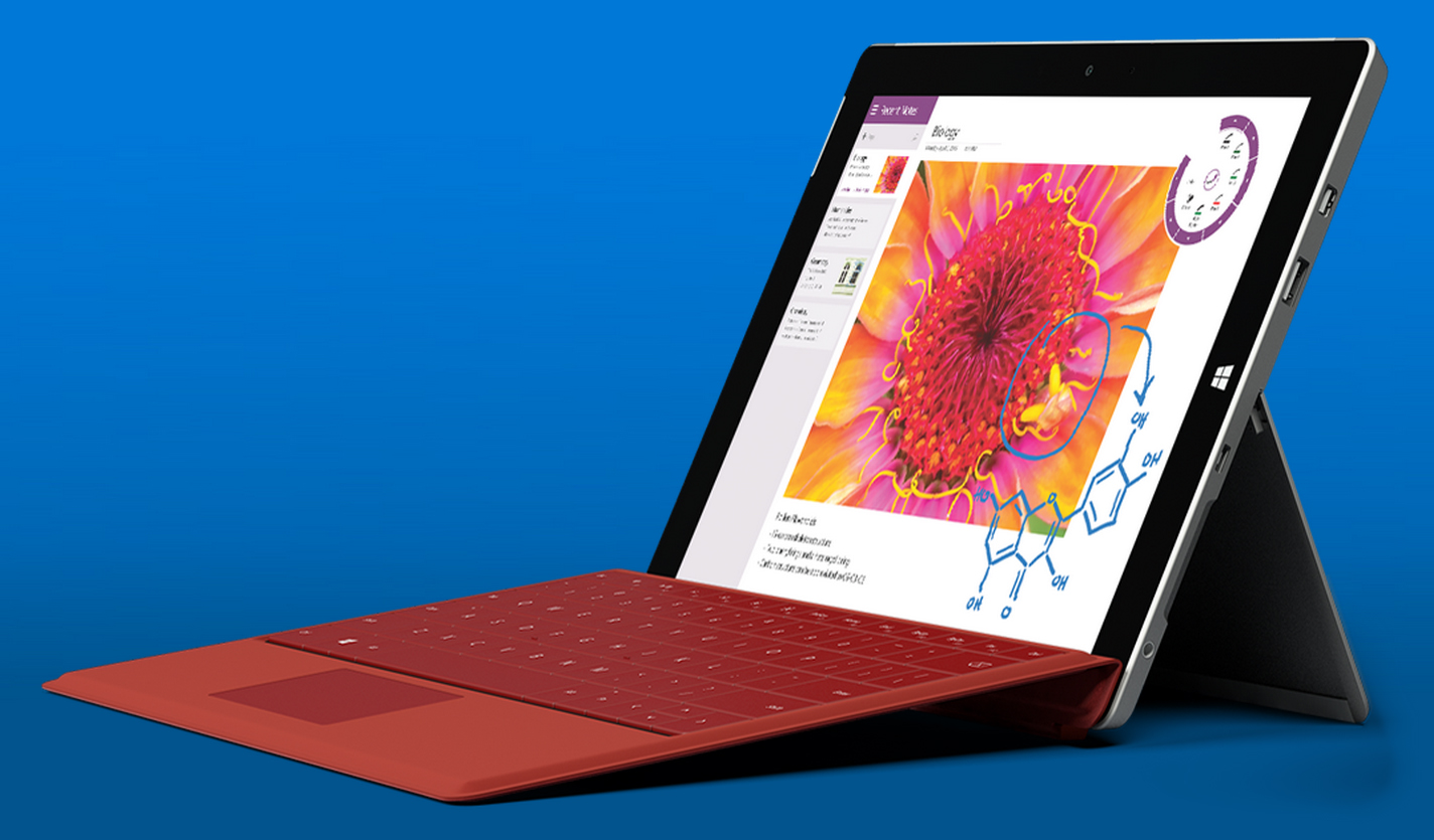 How does the new Microsoft Surface 3 stack up? And some ...