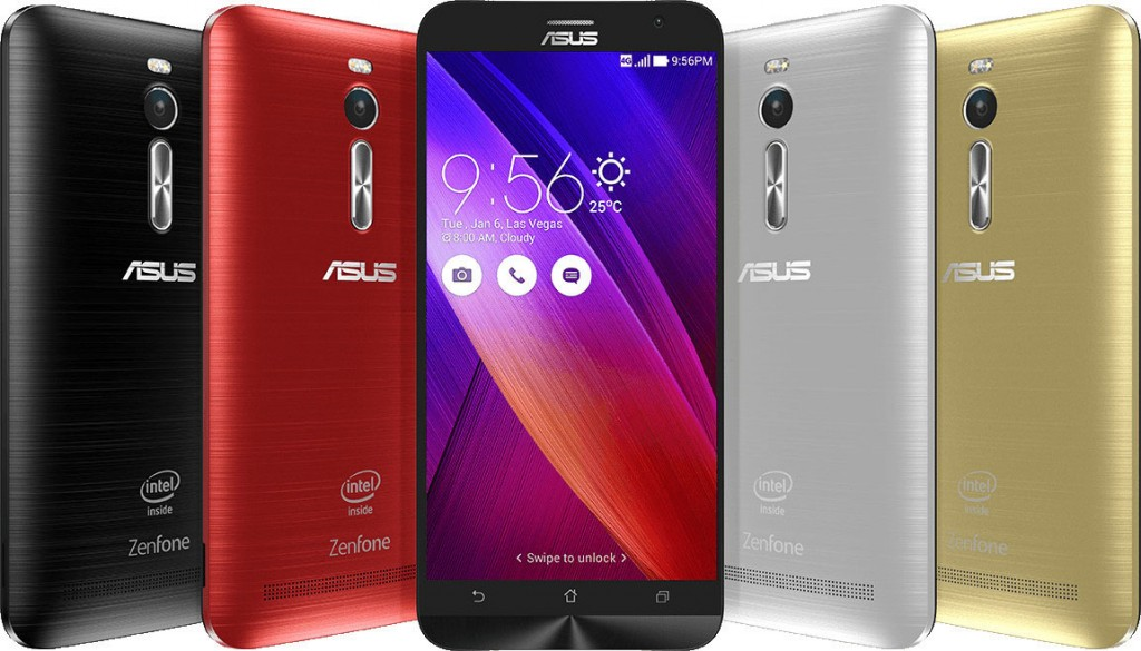 The ASUS ZenFone 2 has it all including nicely finished plastic with fine concentric ring surface
