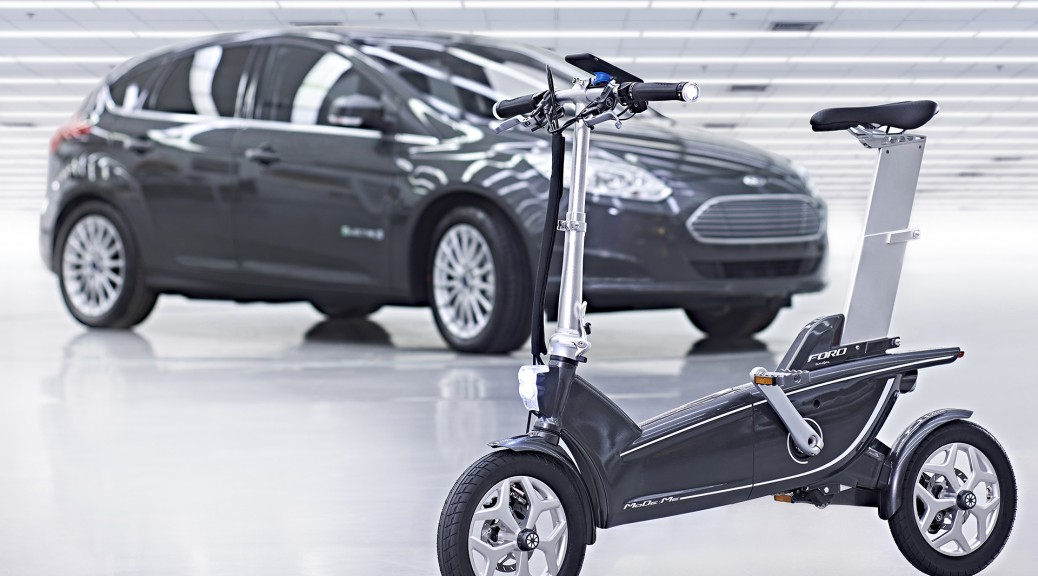 Ford Smart Mobility Plan Expanded at Mobile World Congress with