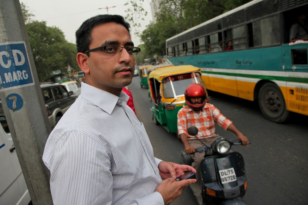 Tewari Piyush Founder CEO SaveLIFE Foundation will save half a million lives from car accidents in India in the next ten years