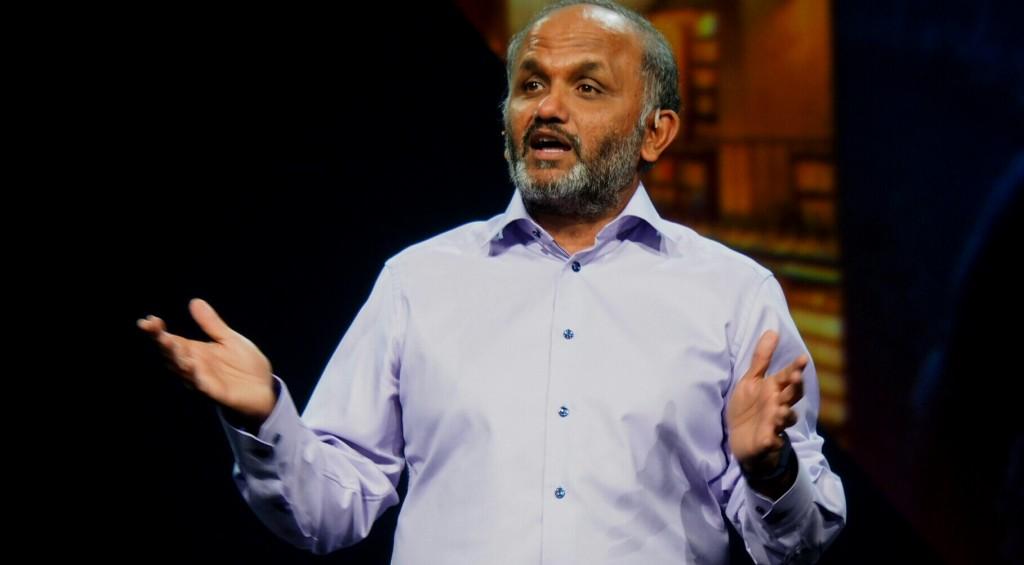 Adobe CEO Shantanu Narayan