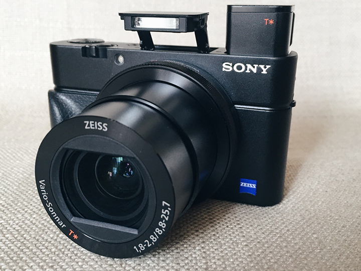 Sony RX100M4 is small but shoots big
