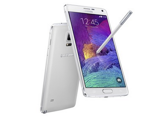 Samsung Galaxy Note 5 with S Pen