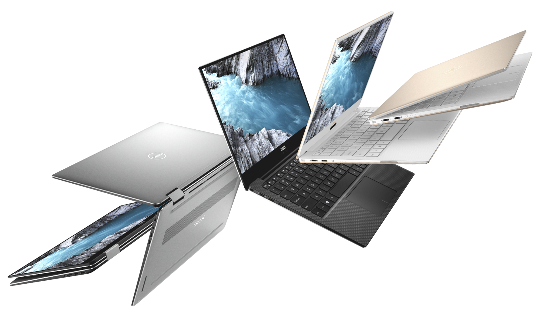 2018 LAPTOPS IMPRESS AT CES IN LAS VEGAS | Tech Untangled