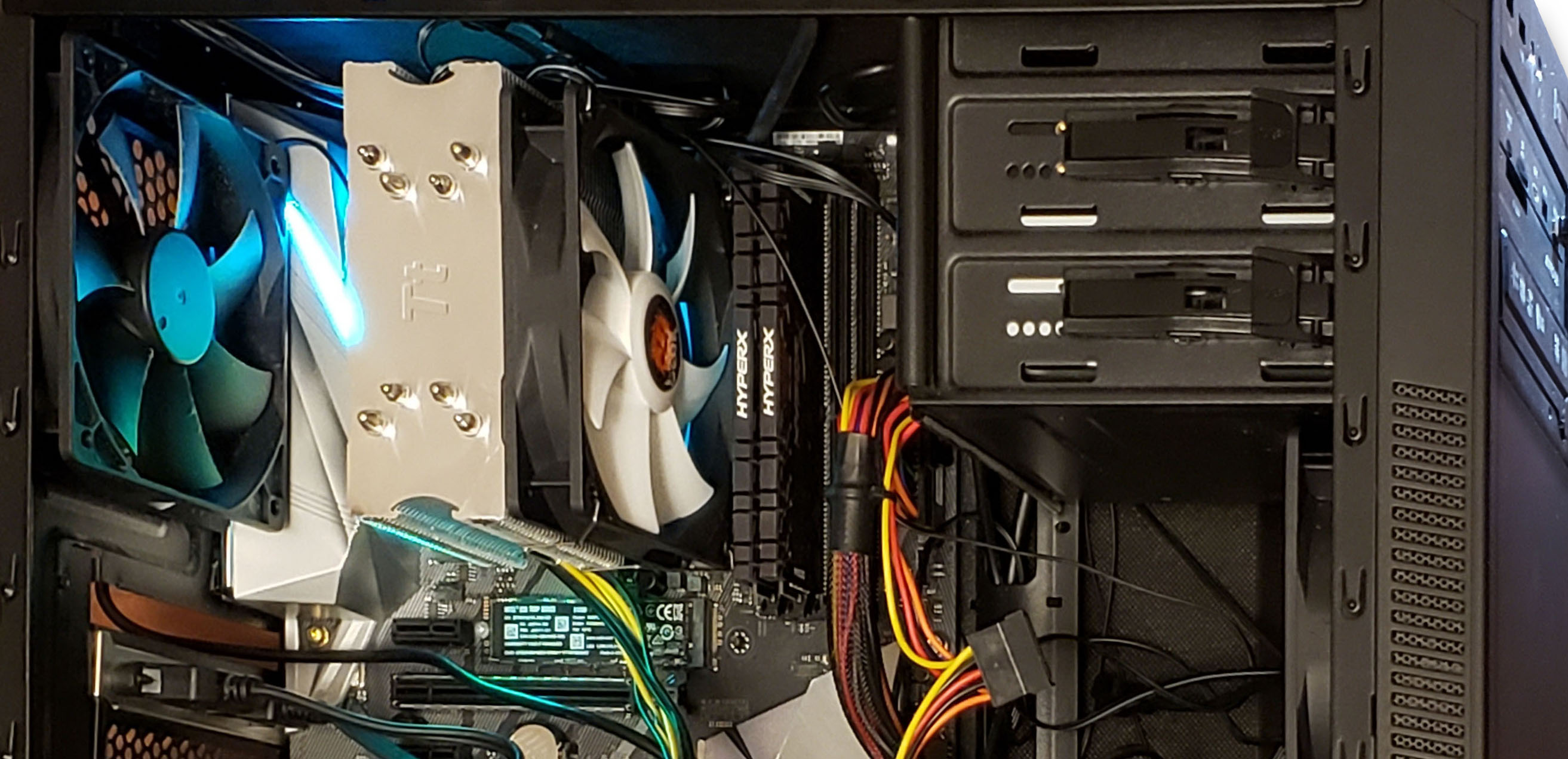 Build your own pc store